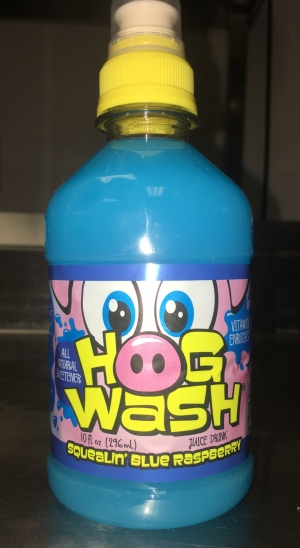 Hog Wash Blue